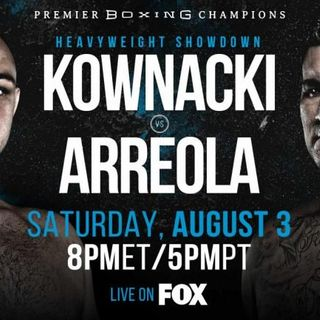 TVPT X-TRA: Kownacki vs Arreola (Alternative Commentary)