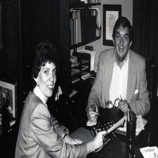 Season 3:  Episode 121 - The Mary O'Leary Interview - My Friendship with Jonathan Frid