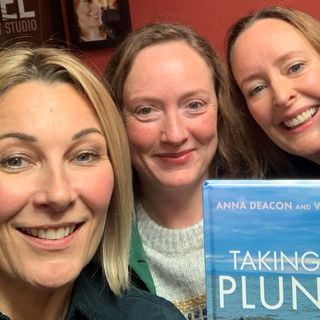 Episode 28 - with Anna Deacon and Vicky Allan