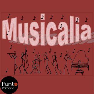 08 Musicalia -  Niños, trenes con música y sorpresita con  humor