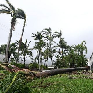 Queensland, AU Cyclone Debbie Update