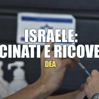 Dea In Israele quasi tutti i ricoverati erano stati vaccinati