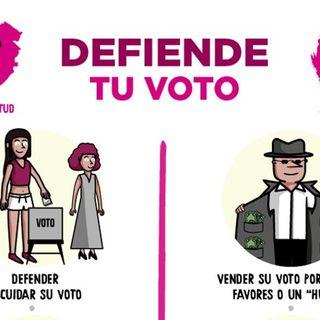 El voto sí vale y sí cuenta