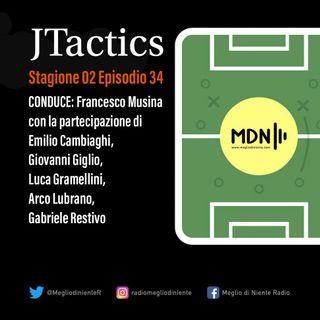 J-TACTICS-La sottile linea rossa (S02 E34)