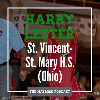 St. Vincent-St. Mary (Ohio) head coach & 2012 Olympian Harry Lester