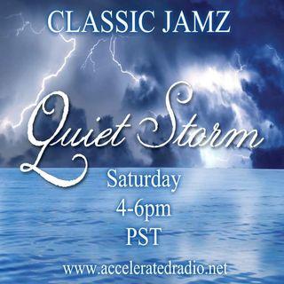Classic Jamz *Quiet Storm* 7/27/19