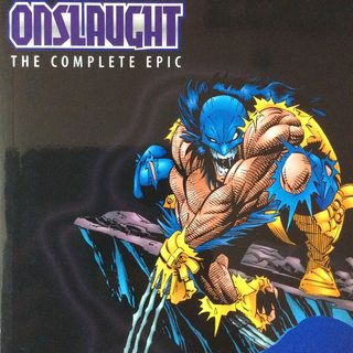 Source Material #241 - X-Men: The Complete Onslaught Epic v2 (Marvel, 1996)