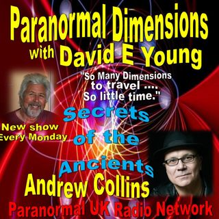 Paranormal Dimensions - Andrew Collins