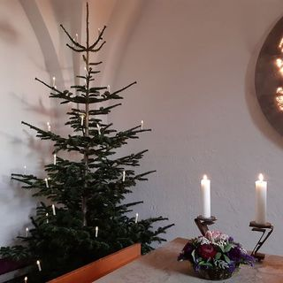 Juleaften 2020 Jægersborg Kirke Kenneth Knigge