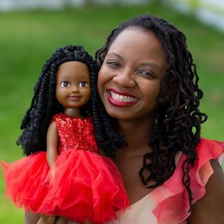 Brockton woman promotes diversity and self acceptance through her new line of dolls