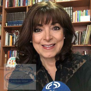 La reconocida tanatóloga Gaby Pérez Islas te platica sobre el lado B de la cuarentena.