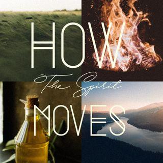 Jon Rigby: How The Spirit Moves