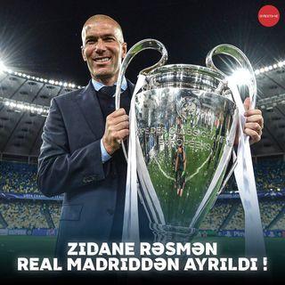 Zidane'ın Real Madrid azarkeşlərinə yazdığı vida məktubu | Overtime #6