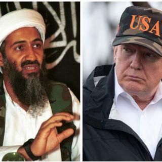 Osama e Donald: separati alla nascita?