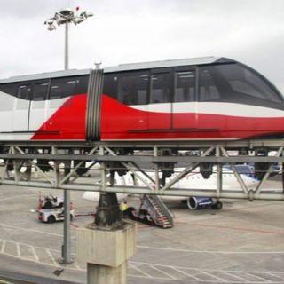El servicio del aerotrén del Aeropuerto de la CDMX, suspenderá operaciones