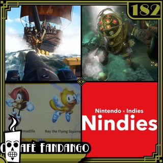 Ep182 (23/03/18): Sombrero, el amigo mexicano de Sonic