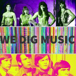 We Dig Music - Series 3 Episode 9 - Manowar & The Monkees