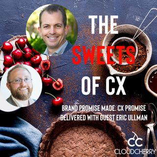Episode 5: Eric Ullman - Brand Promise; CX Delivered
