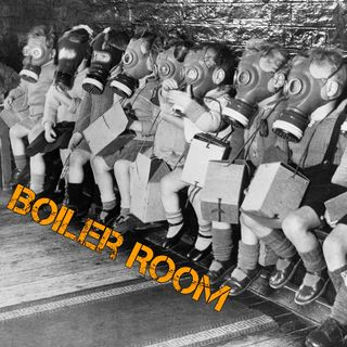 Culture in Decline, Monstrous Monopolies, Language Languishes - Boiler Room #EP 164