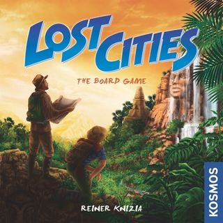 Out of the Dust Ep20 - Lost Cities The Board Game