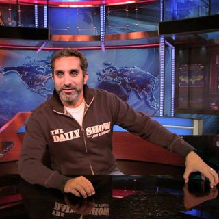 Bassem Youssef and Sara Taksler on 'Tickling Giants'