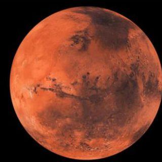 Tres naves en Marte