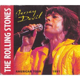 ESPECIAL THE ROLLING STONES JERSEY DEVIL AMERICAN TOUR 81 PT02 #TheRollingStones #stayhome #wearamask #ps5 #xbox #theboys #thechild #crash4