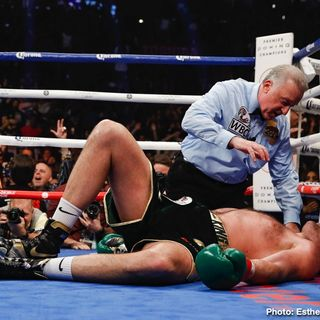 Ringside Boxing Show: Ref Jack Reiss on the 12-round resurrection of Tyson Fury against Deontay Wilder