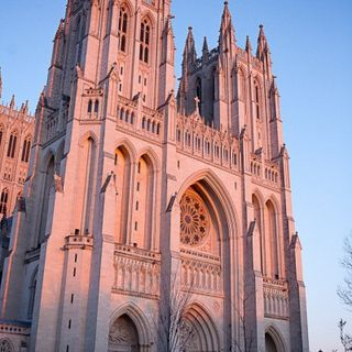 Trump, and Prayer, and Cathedrals....Oh My!