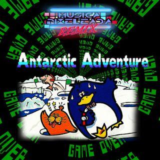 Antarctic Adventure (Famicom)