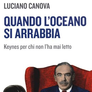 """Luciano Canova """"Quando l'oceano si arrabbia"""""""