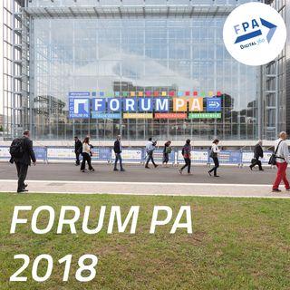 Portare la consapevolezza digitale a scuola - Forum PA 2018
