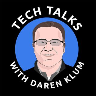 Episode 5: Tech Talk with Scott Larson former Cybersecurity Chief FBI