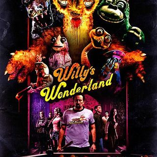 Damn You Hollywood: Willy's Wonderland