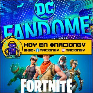 Polemica en Fortnite y el DC Fandome - 16 de agosto