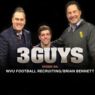 WVU Football Recruiting with Brian Bennett, Tony Caridi and Brad Howe