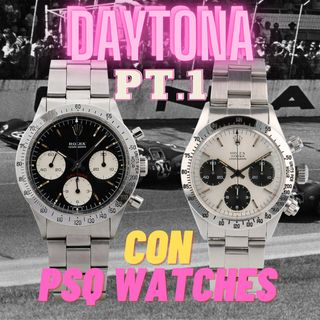 EP23 - Rolex Daytona Parte prima