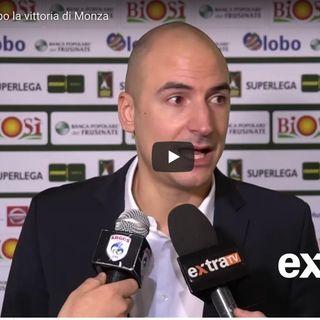Monza: Coach Fabio Soli commenta la vittoria sul Sora