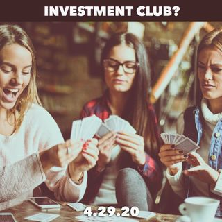 Investment Club or Gambling Party?
