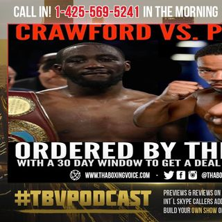 ☎️Terence Crawford vs Shawn Porter🔥Planned For November As A ESPN/Fox PPV🤑Are You BUYING🤔❓