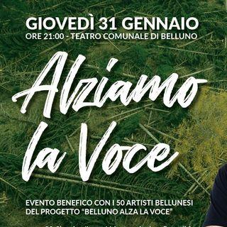Il 31 Alzano la Voce anche Elio e Rocco Tanica. Intervista con Alessandro Casol.