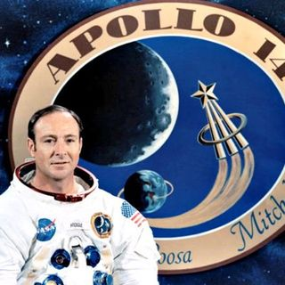 Interview with Dr. Edgar Mitchell on America Meditating Radio w/ Sister Jenna