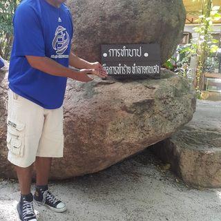 Black Senior in Thailand