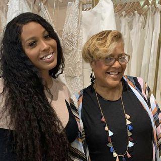 #BlackInkChicago Charmaine Walker Mother Passes Away (RIP Glenda Walker)