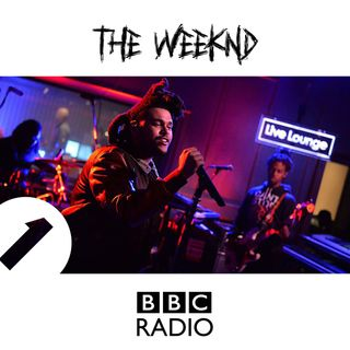 The Weeknd - Live at BBC Radio 1 Live Lounge | Acoustic | Full Show / Full Concert |