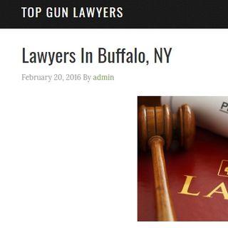 Lawyers In Buffalo, NY