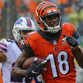 Locked on Bengals - 10/11/17 A film review of the Bengals 20-16 win over the Bills.