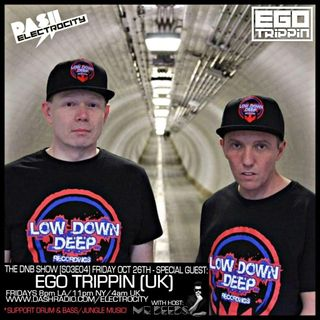 the DNB show S03E04 (guest mix Ego Trippin)
