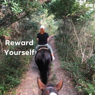 It's time to reward yourself! Ep. 428