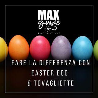 Fare la differenza con easter egg & tovagliette - #46